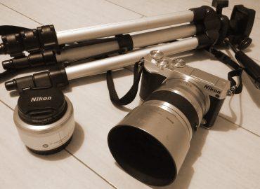 Nikon1 J5ミラーレス一眼カメラ